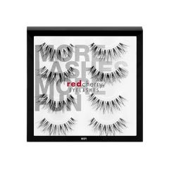 Red Cherry Lashes 4Pack Wispy