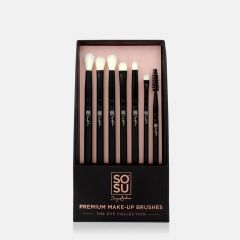 SOSU by SJ Brushes The Eye Collection