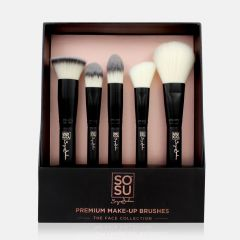 SOSU by SJ Brushes The Face Collection