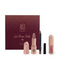 SOSU by SJ Gift Set Lip Drawer Who Me