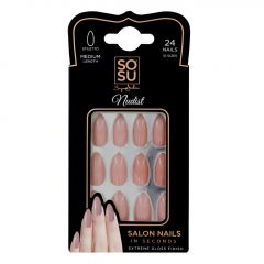 SOSU by SJ False Nails Nudist