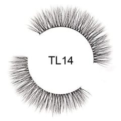 Tatti Lashes 3D Brazilian Silk TL14