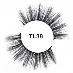 Tatti Lashes 3D Brazilian Silk TL38
