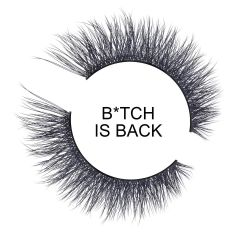 Tatti Lashes 3D Faux Mink Lashes B*tch Is Back