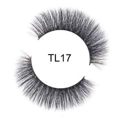 Tatti Lashes 3D Faux Mink Lashes TL17