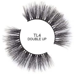 Tatti Lashes 3D Faux Mink Lashes TL4 Double Up