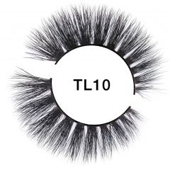 Tatti Lashes 3D Luxury Mink Lashes TL10