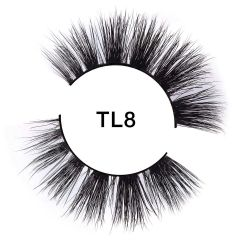 Tatti Lashes 3D Luxury Mink TL8