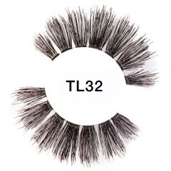 Tatti Lashes Human Hair Lashes TL32