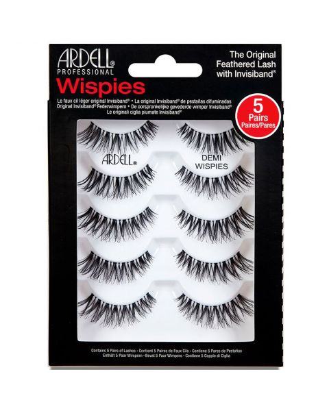 Ardell 5 Pack Demi Wispies